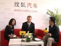 2011年上海车展 访谈克莱斯勒中国柯安哲