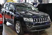 2011款Jeep指南者