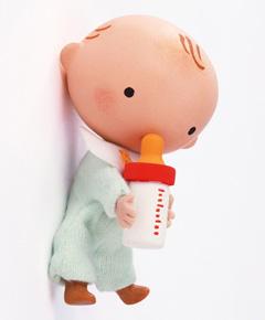 小宝宝厌食牛奶怎么办?