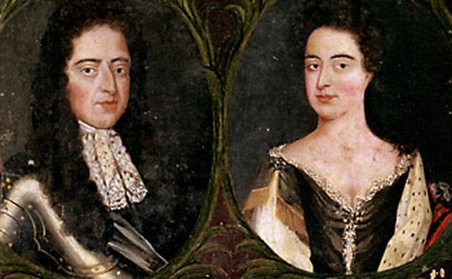 玛丽二世+威廉三世