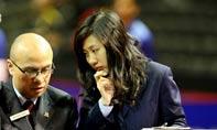 中国美女裁判