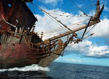 海盗船四度扬帆起航