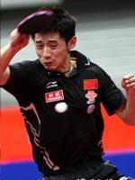 张继科,2011世乒赛