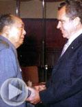 1972中美之间:尼克松和毛泽东的会面