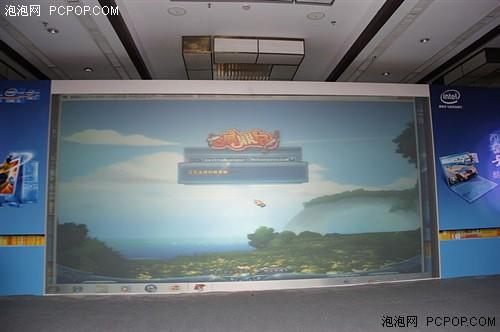 搜狐巡游:用核芯显卡玩新游戏鹿鼎记