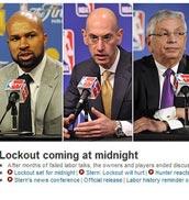 NBA官网:停摆危机再度重演