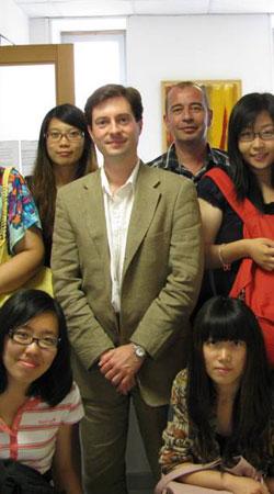 法语联盟,孔子学院,汉语