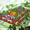 圆明园正觉寺复建开放 重现皇家园林气势恢宏
