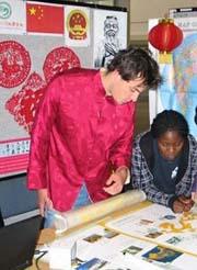 南非开普敦大学,孔子学院,汉语学习