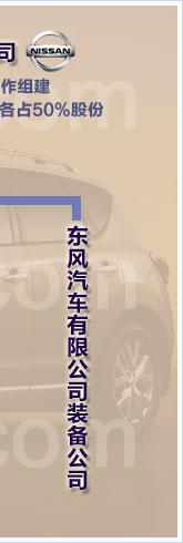 东风汽车有限组织架构和出资关系