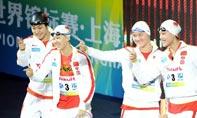 十佳图,上海游泳世锦赛