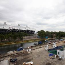 伦敦奥运会主场馆