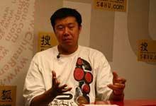 搜狐专访王治郅:期待奥运展身手