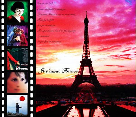 法兰西,一场风光流转的盛宴,法国留学,留学法国,跟着电影去留学,法国文化,法国电影