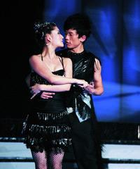 2007年1月网友爆谢娜新恋人疑是张杰