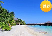 蜜月推荐地:马尔代夫满月岛