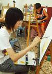 暑假 暑期培训班 辅导班 第三学期 课外辅导 美术 特长