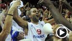 法国击破长人阵 79-71胜俄罗斯进决赛