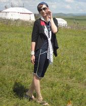 乌兰布统草原-草原之旅