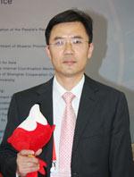 西安高新国际学校的校长 王志宏