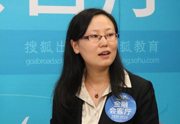 搜狐出国 中国银行 肖怡