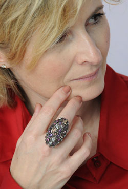 SWAROVSKI宝石部创作总监Birgit Rieder