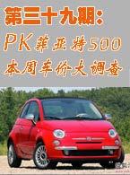 菲亚特500+京城降价大调查