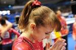 科莫娃,体操世锦赛
