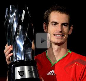 上海赛穆雷夺赛季第5冠 世界排名升至第三