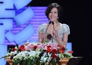 第20届金鸡百花电影节颁奖现场