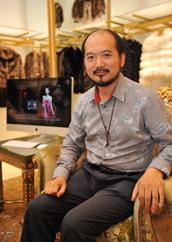 NE·TIGER的品牌创始人和艺术总监 张志峰