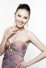 2010年度香港珠宝小姐亚军 徐碧琪