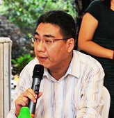 威久上海分公司总经理  王强