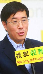 陈向东  新东方教育科技集团执行总裁