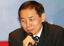 华夏基金管理有限公司执行副总经理 滕天鸣