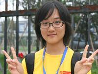 第十届创新英语大赛冠军李清扬