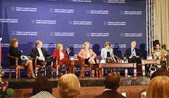 《圆桌星期二》国际教育高峰论坛