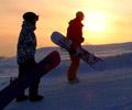 亚洲最大、唯一开放式雪场:长白山滑雪场