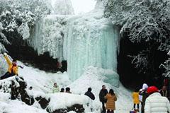 圣诞新年自驾游 重庆六条经典冰雪线路