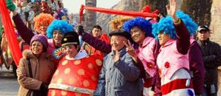 """2012春节北京欢乐谷 """"欢乐庙会""""5大亮点"""