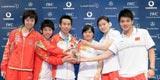 劳伦斯,中国奥运代表团