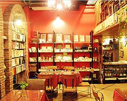 静静的书店 抚平烦躁的心