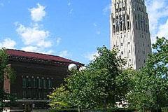 明星中意的高校,留学,明星留学,美国密歇根大学,美国,留学美国