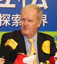爱尔兰大使馆马拉松访谈,2012国际教育展,出国留学