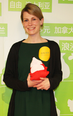 新西兰大使馆马拉松访谈,2012国际教育展,出国留学