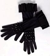 黑色手套DIY哥特味