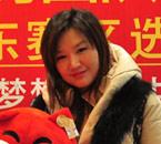 第二届《搜狐出国王牌留学服务团队评选》华东复赛,美国伯克利学院代表Jenny Qin