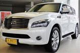 日产在中国召回 1797辆英菲尼迪QX56汽车