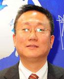 沈晖 沃尔沃全球高级副总裁兼中国区董事长