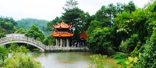 清明北京向南 3+2天南岳衡山自驾游